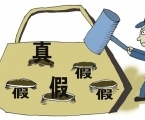案例5:太平区胜达皮包专卖店销售以假充真