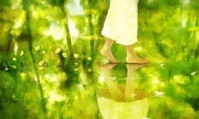 """【书香sbf888•为你读书】动心泪目!""""春天的诗会""""朗诵音乐会展播——《你是人间的四月 ..."""