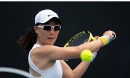 澳网:郑赛赛首轮晋级