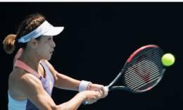 澳网:王蔷首轮晋级