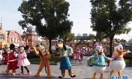 上海迪士尼乐园将于5月11日起重新开放 实行限流和预约