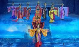 江苏徐州:实景剧展示汉文化之美